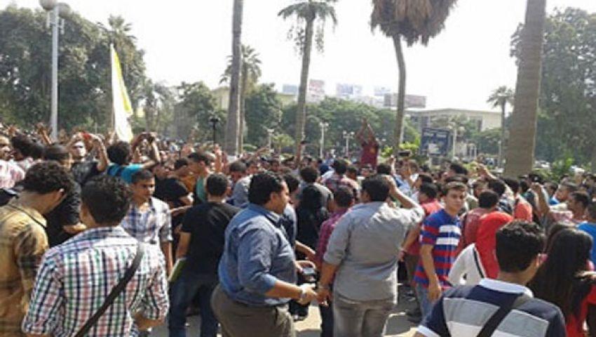 طلاب ضد الانقلاب بعين شمس: كل رصاصة بتقوينا