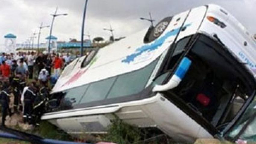 مقتل 16 سائحًا رومانيًا بانقلاب حافلة في مونتينيجرو