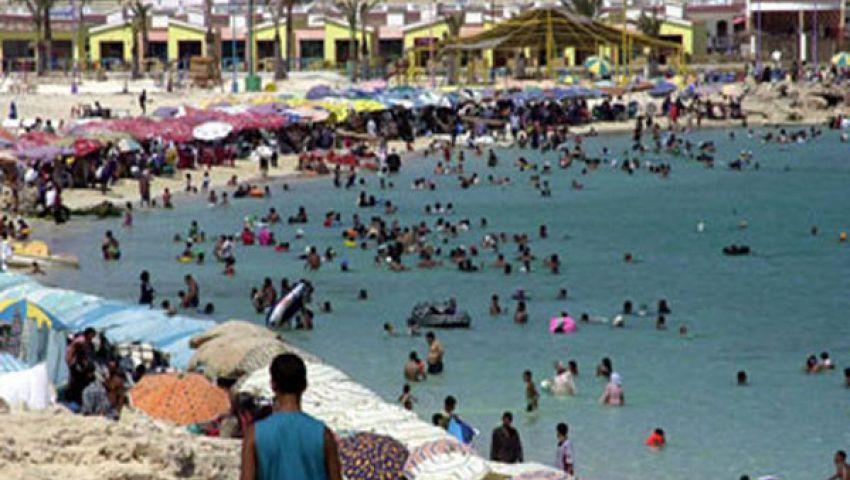 عزوف المصطافين عن الإسكندرية إلى ما بعد 30 يونيو