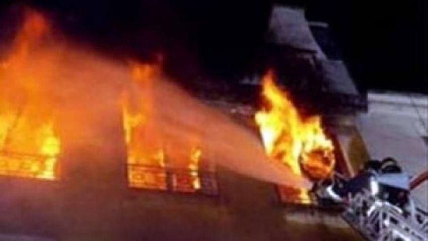 وفاة ألمانية إثر حريق في مسكنها بالغردقة