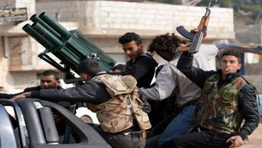 اشتباكات بين قوات الأسد والمعارضة في دمشق