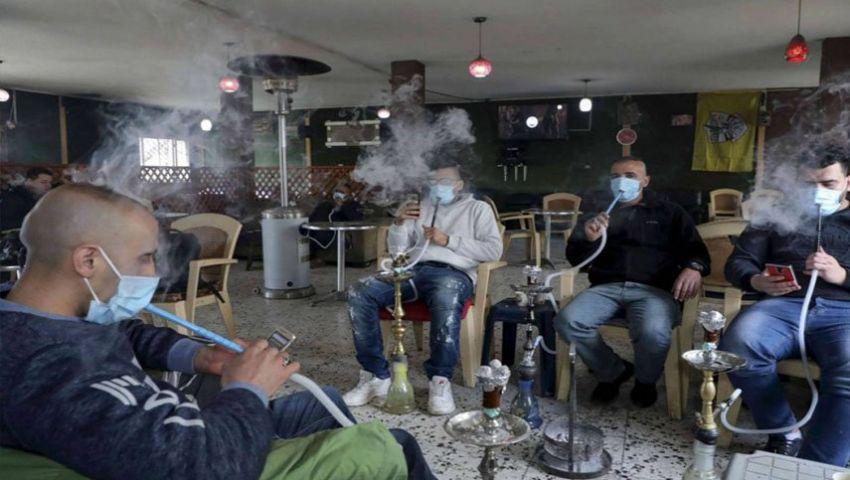 رغم خلوها.. سوريا تغلق المطاعم والمقاهي«احترازًا» من كورونا