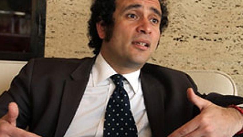 حمزاوي: أبواق الدولة الأمنية تمارس بحقي إفكًا كاملاً