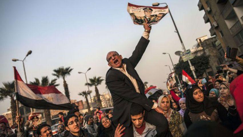 و.بوست: ترشح السيسي للرئاسة قبلة الحياة لنظام مبارك