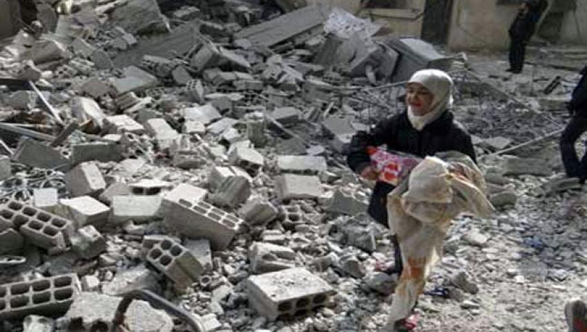 الموت الجماعي يهدد  ثلاث مناطق في سوريا