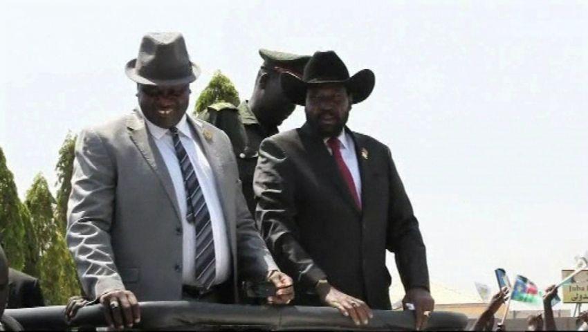 انطلاق المفاوضات المباشرة بين سيلفاكير ومشار بأديس أبابا