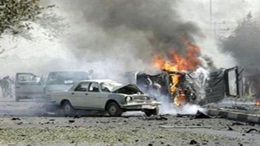 مقتل شخصين وإصابة 16 بانفجار وسط بغداد
