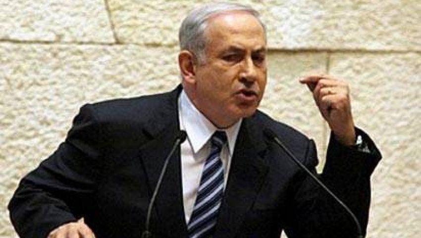 نتنياهو: لن نقبل بإملاءات خارجية بخصوص ترسيم حدود إسرائيل