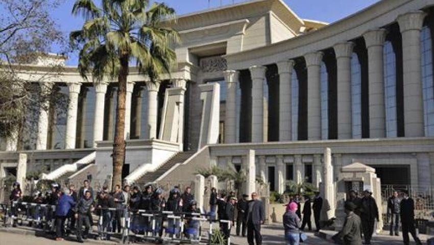 المحكمة الدستورية تنظر الطعن على قانون التظاهر