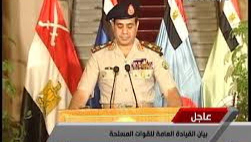 إخوان الجزائر: الانقلاب على مرسي مدعوم بقوى إقليمية ودولية