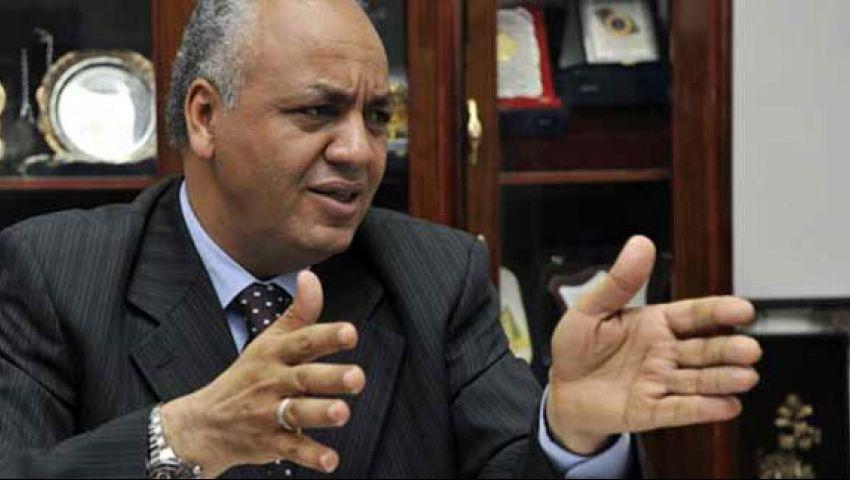 بكري: منصور يرفض إجراء الانتخابات الرئاسية أولاً