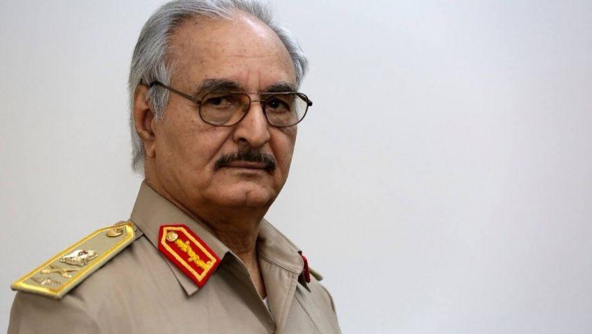 فيديو.. السيسي: ندعم حفتر لإرساء الاستقرار في ليبيا