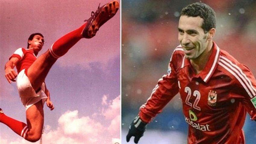 أبوتريكة والخطيب يزينان قائمة أساطير كرة القدم في العالم