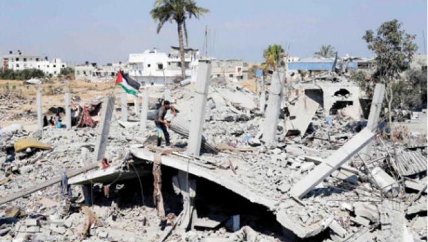 وزير فلسطيني: الحصار سيرفع وسيُعاد إعمار غزة