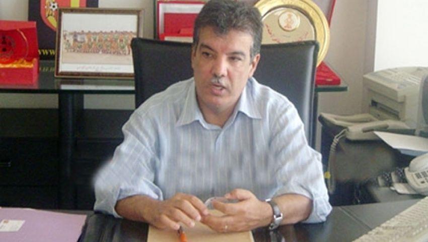 دياب يدعو الاتحاد التونسي للاستقالة