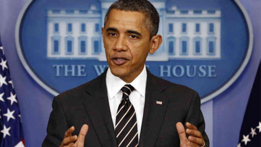البيت الأبيض: أوباما أكد التزامه بالعملية الديمقراطية في مصر