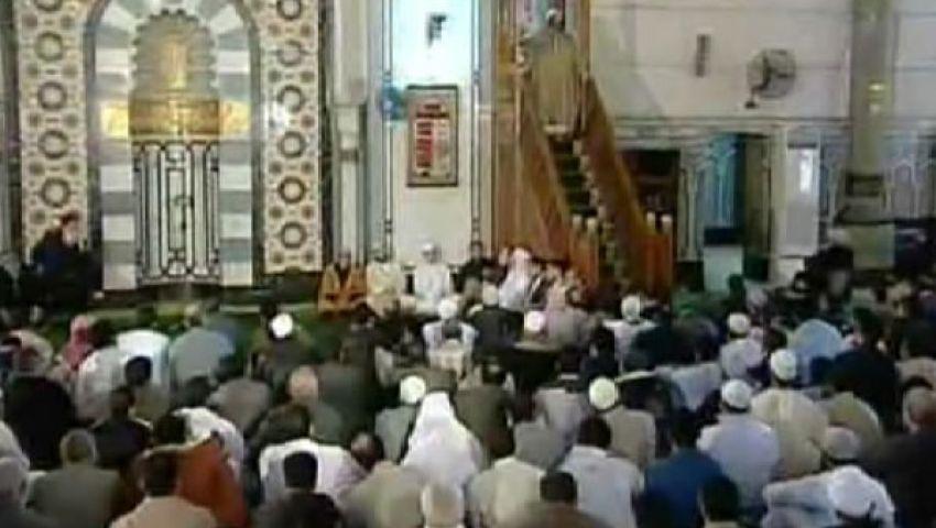 خطباء الجمعة يحذرون من إراقة دماء المصريين