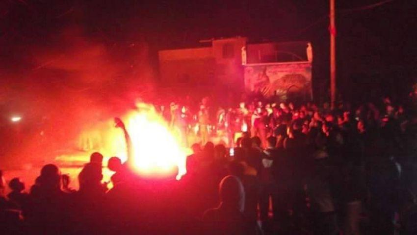 مظاهرات غاضبة في غزة جرّاء تواصل أزمة الكهرباء