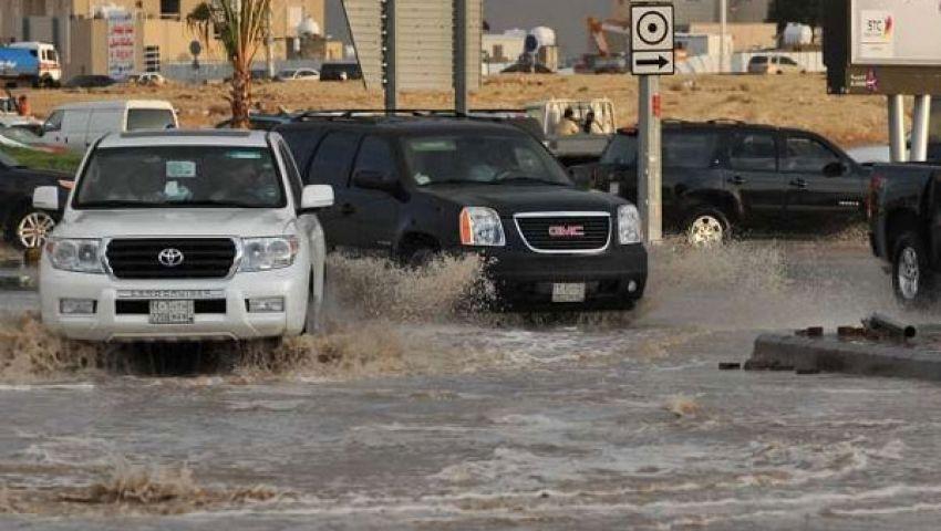 الرياض تغرق.. أزمة العام وكل عام