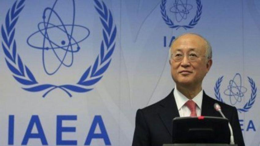 مدير عام وكالة الطاقة الذرية يتوجه لطهران