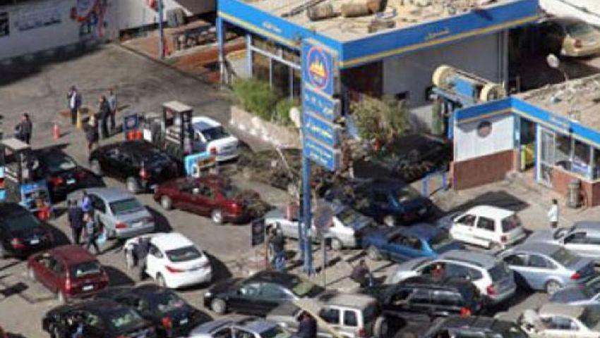 تصاعد أزمة الوقود بالإسكندرية