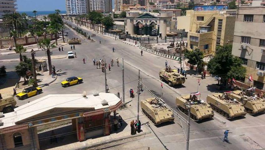 ناشط سياسي بأسيوط: الجيش لا يتحرك إلا بناء على تكليف شعبي