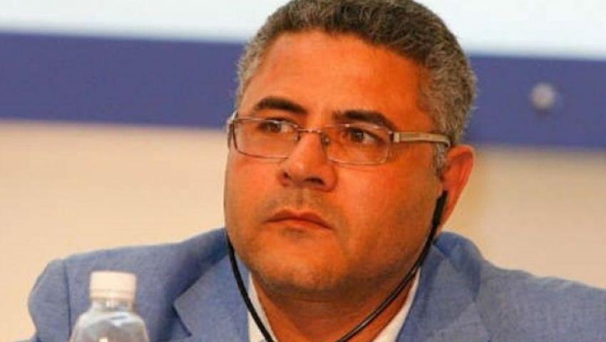 جمال عيد: شكري يبكي على بيريز في ذكرى محمد الدرة