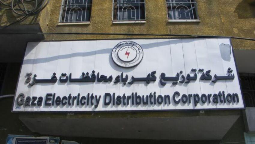 البلو توقف محطة كهرباء غزة عن العمل