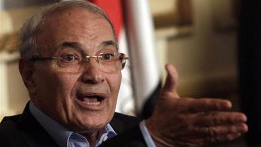 شفيق: سأدعم السيسى إذا ترشح للرئاسة