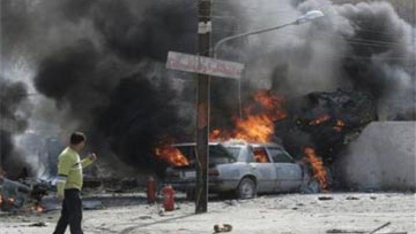 مقتل 14 عراقيا وإصابة العشرات في سلسلة تفجيرات