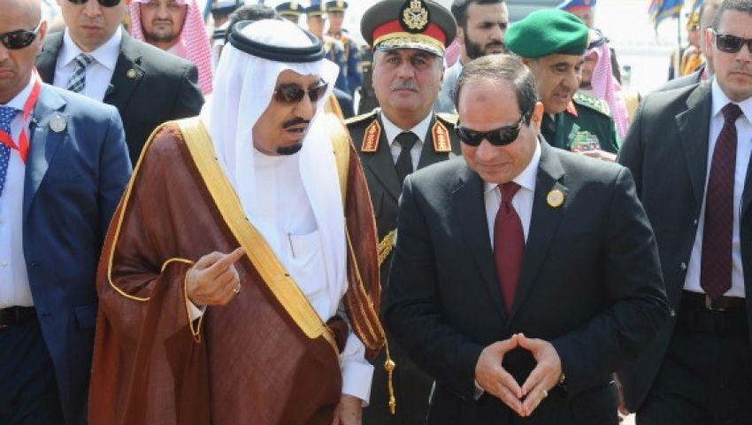 وفد سعودى يصل القاهرة استعدادا لزيارة الملك سلمان