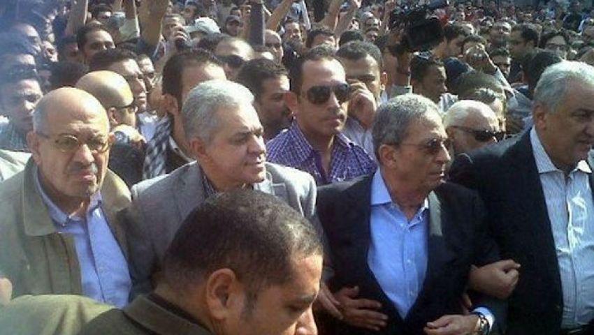 صحيفة سعودية: مصر في ظرف يستدعي لم الصف