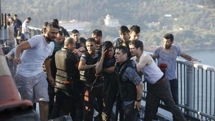 الشرطة التركية تقتحم سجن و3 محاكم
