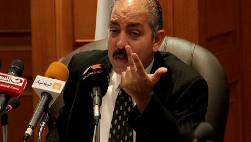 الألتراس ينتصر على وزير الرياضة