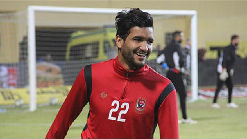 عبد الحفيظ: بقاء صالح جمعة أو رحيله بيد اللاعب