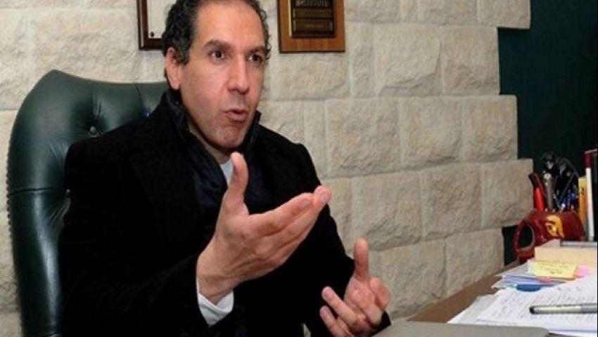 حجازي: القانون سيكون سيفا ومظلة فى دولة مصر القادمة