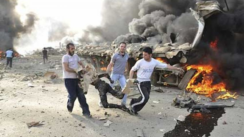 بريطانيا: قادة جيوش يجتمعون بالأردن الاثنين بشأن سوريا