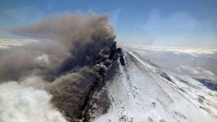 علماء يكتشفون أكبر بركان على وجه الأرض