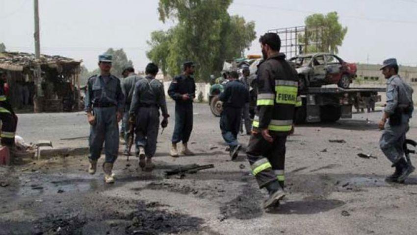 أمريكا تدين الهجوم على القصر الرئاسي الأفغاني