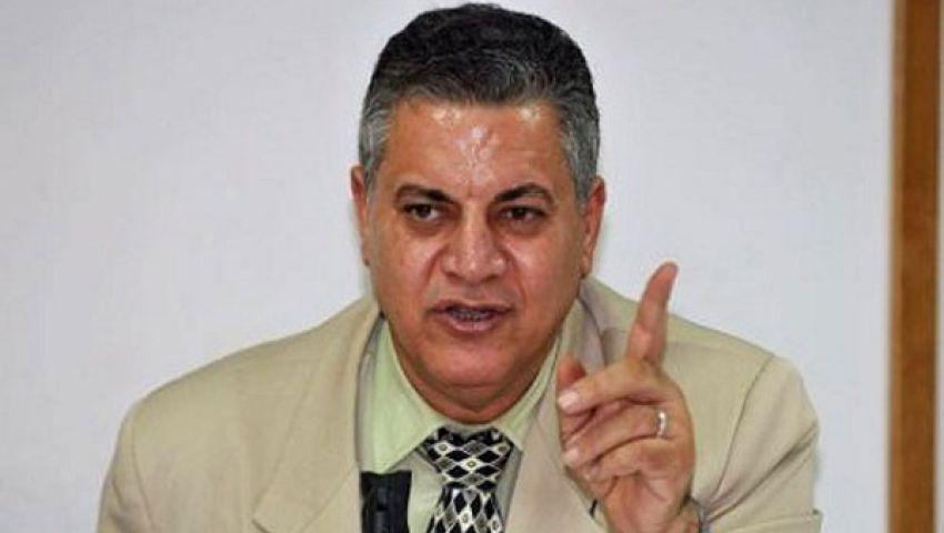 فيديو.. الفخراني يطالب باعتقال بشر ودراج