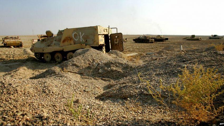 مخلفات الحروب..خطر جديد يهدد حياة العراقيين