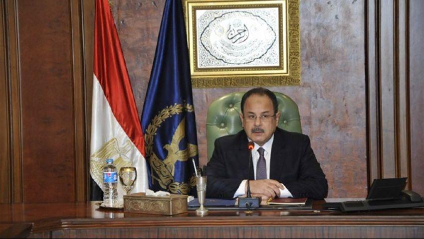وزير الداخلية يأمر بتمشيط محيط كنيسة مارجرجس وضبط المتورطين