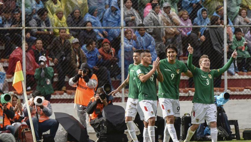 بالفيديو|  في غياب ميسي.. الأرجنتين تسقط بهدفين أمام بوليفيا