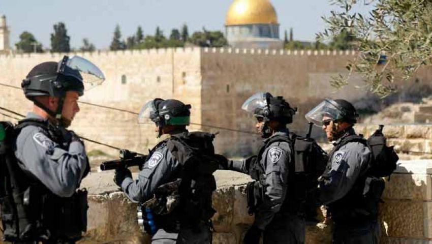 رئيس بلدية القدس يقتحم الأقصى
