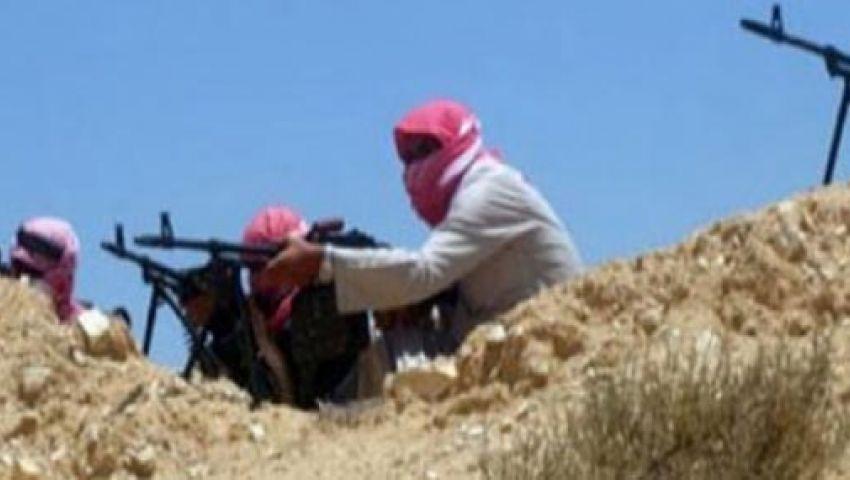 ضبط 73 جهاديًا في شمال سيناء بينهم 12 فلسطينيًا