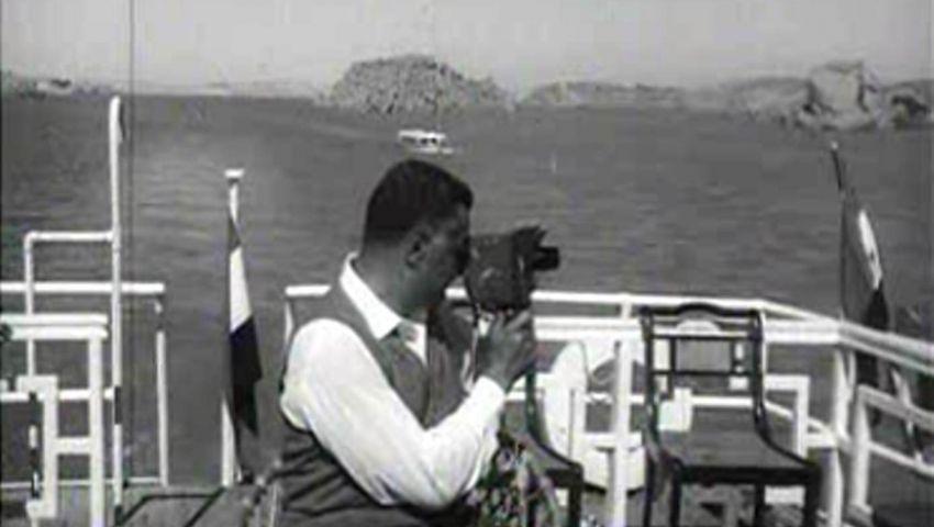 بالصور والفيديو.. يخت الرئيس عبدالناصر للبيع في مزاد.. هل من مشترٍ؟