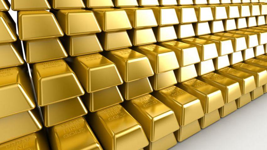 الذهب يرتفع بالسوق العالمي.. والأوقية بـ 1284 دولارًا
