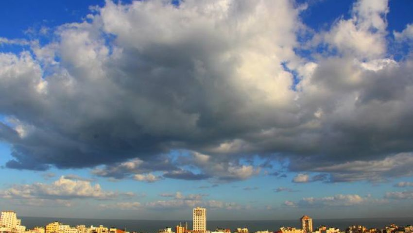 اخبار الطقس ودرجات الحرارة في مصر