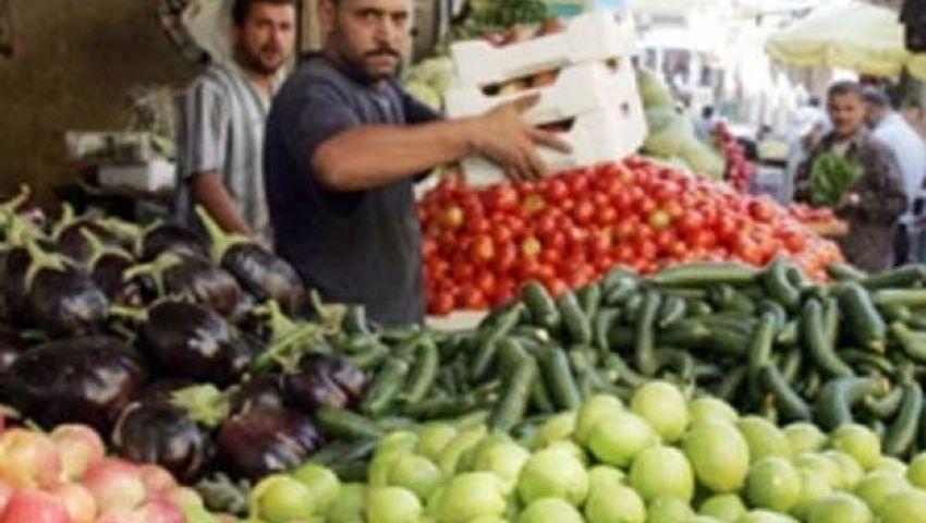 انخفاض أسعار الخضر والبطاطس بـ 2.60 جنيه