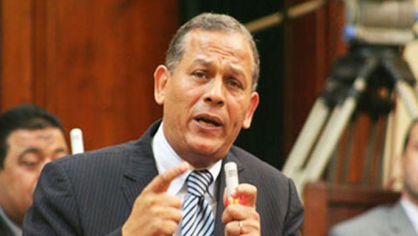 السادات: البرلمان لن يقر قانون التأمين الصحي دون حوار مجتمعي